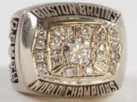 1972 Boston Bruins Stanley Cup Ring - Thumbnail