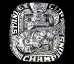 2008 Detroit Red Wings Stanley Cup Ring - Thumbnail