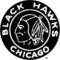 Chicago Blackhawks Logo / 1926 > 1935