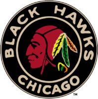 Chicago Blackhawks Logo / 1935 > 1937