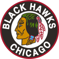 Chicago Blackhawks Logo / 1941 > 1955