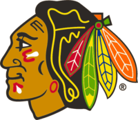 Chicago Blackhawks Logo / 1996 > 1999