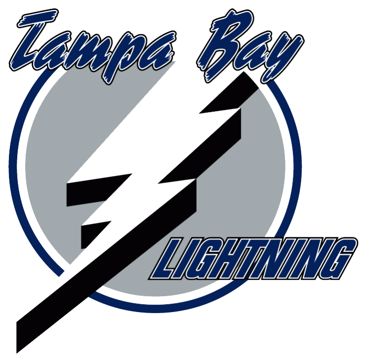 Tampa Bay Lightning Logo / 2001 > 2007