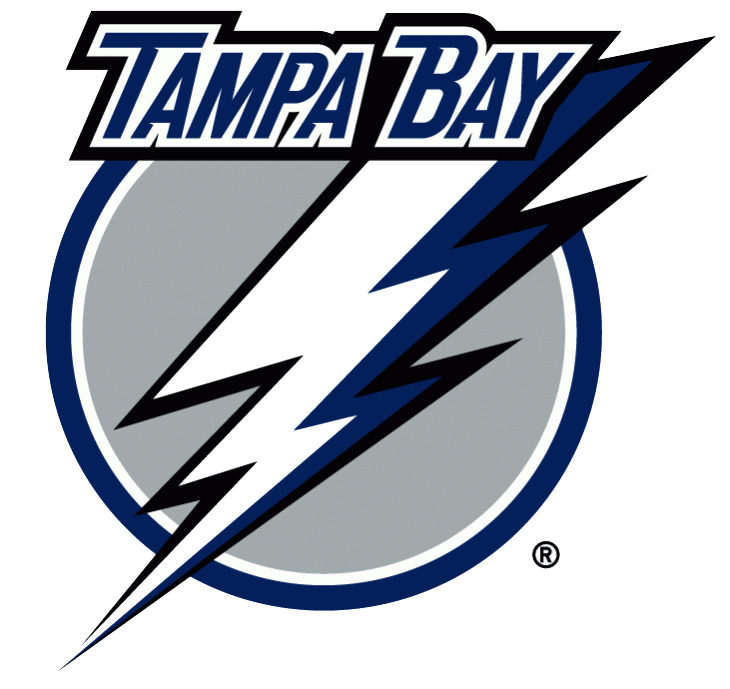 Tampa Bay Lightning Logo / 2007 > 2011